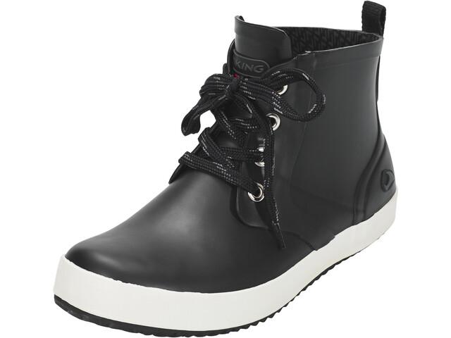 Viking Footwear Lillesand Rubber Boots Kinder black